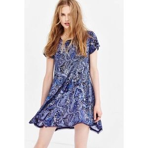 Silence and noise witchy t shirt dress